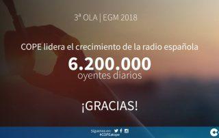 Tercera ola EGM 2018